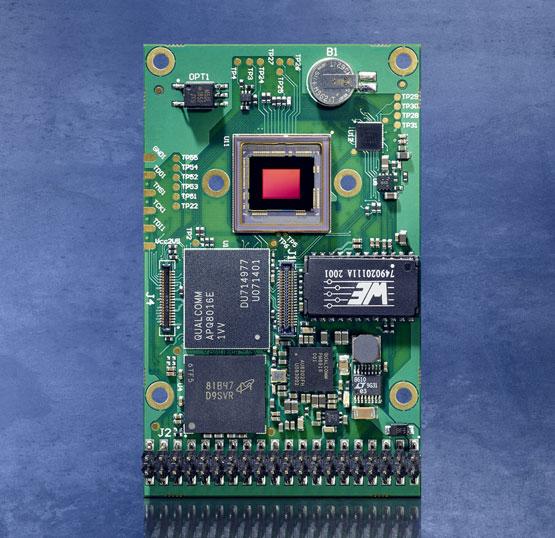 强大又经济的工业级产品:装有骁龙处理器的VC DragonCam现已上市
