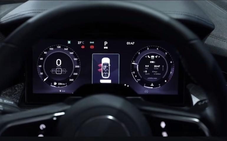 增量可期 智能座舱与无人驾驶技术推进加速