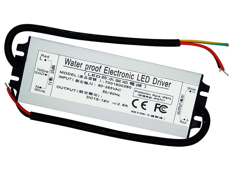 LED驱动电路不同模块电路保护元器件应用