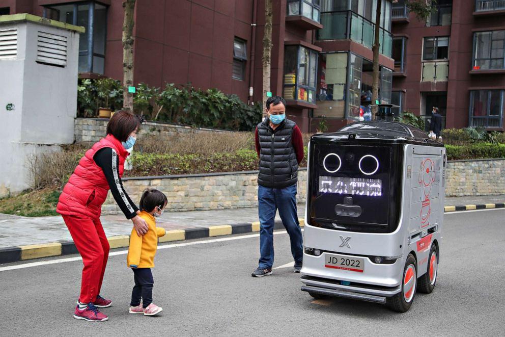 无人配送市场需求大 配送机器人四大技术问题待突破