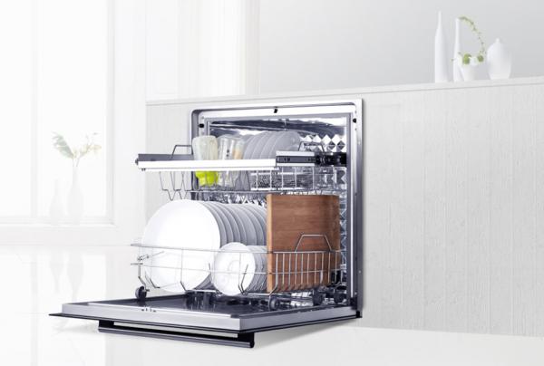 嵌入式家居风深受大众喜爱 这种洗碗机怎么买