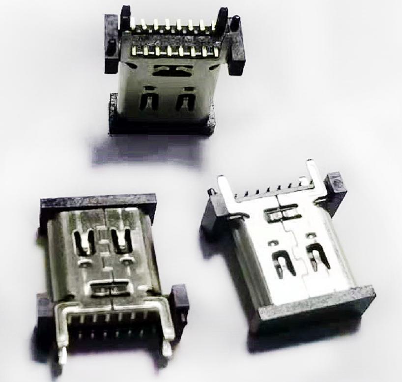 普玛斯推出一系列快充 Type-C 连接器