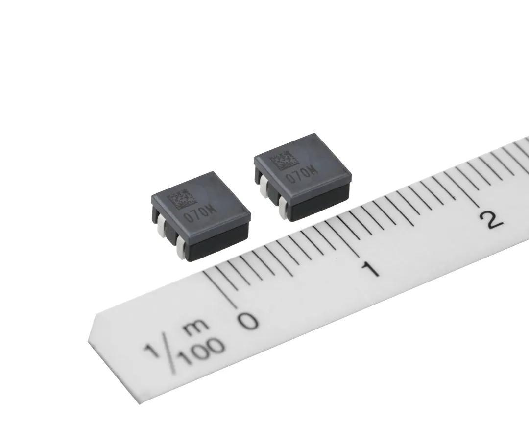 TDK推出用于汽车电源电路的大电流低电感功率电感器