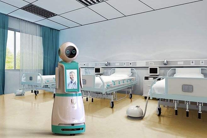 """对话行业:5年内,家用服务机器人会再次出现""""爆品"""""""