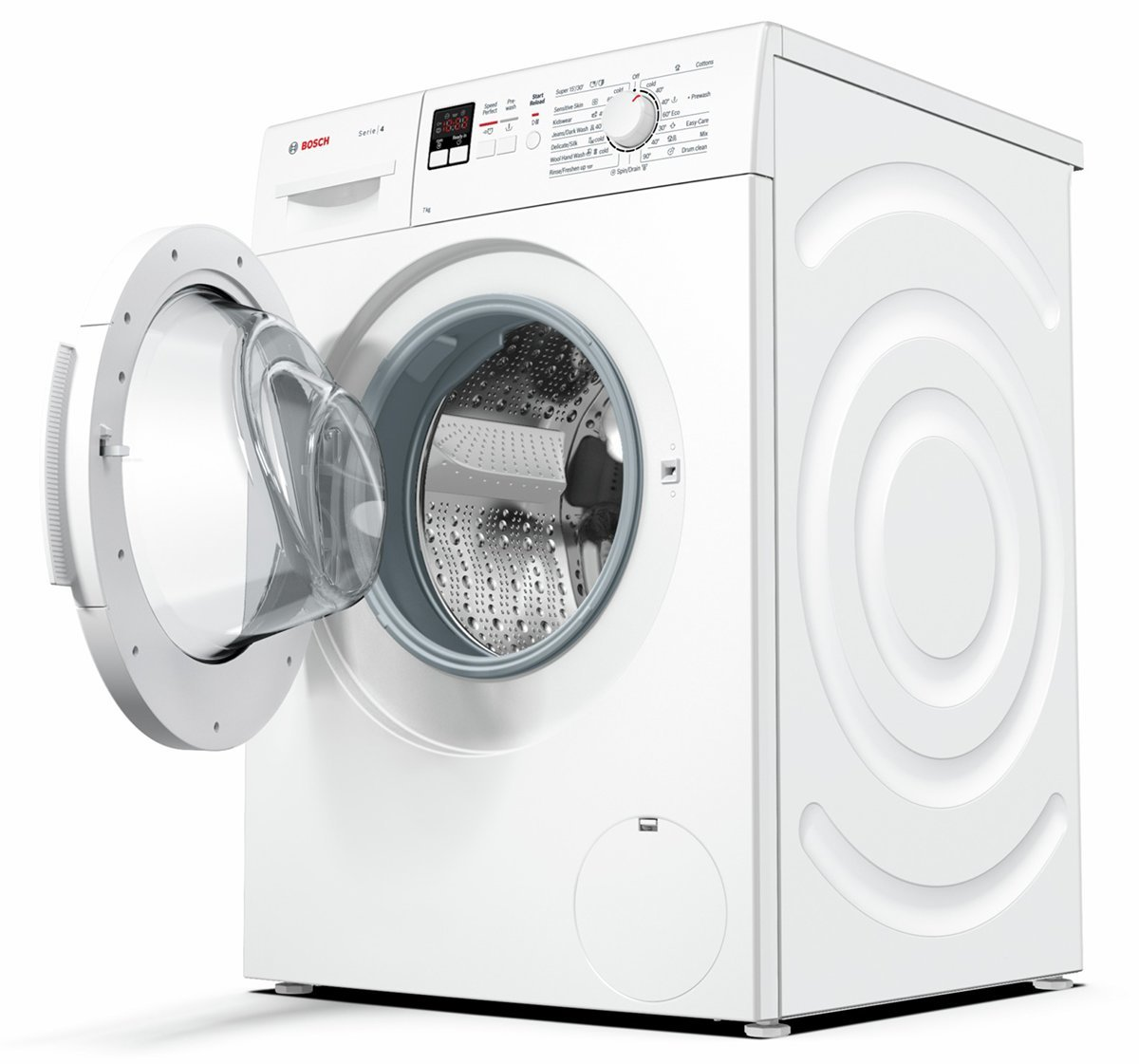 洗护家电市场份额扩大 美的系洗烘套装全面领跑