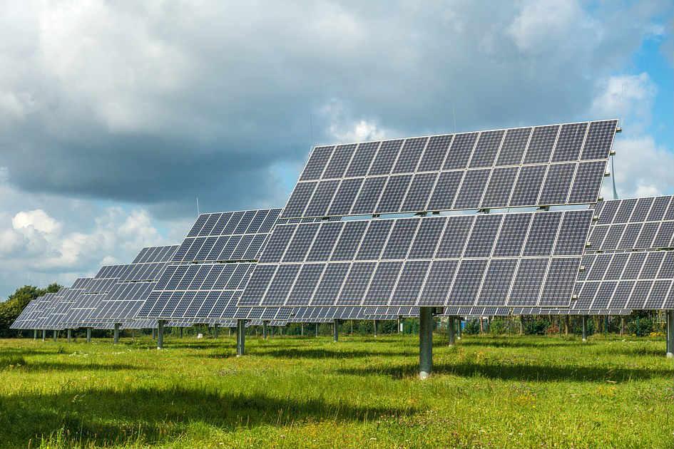 金塔县科盛40兆瓦光伏发电项目成功并网