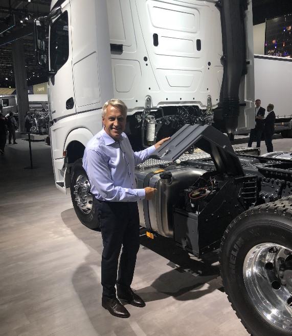 全球卡车巨头采用NorthStar Battery的电池管理无线系统