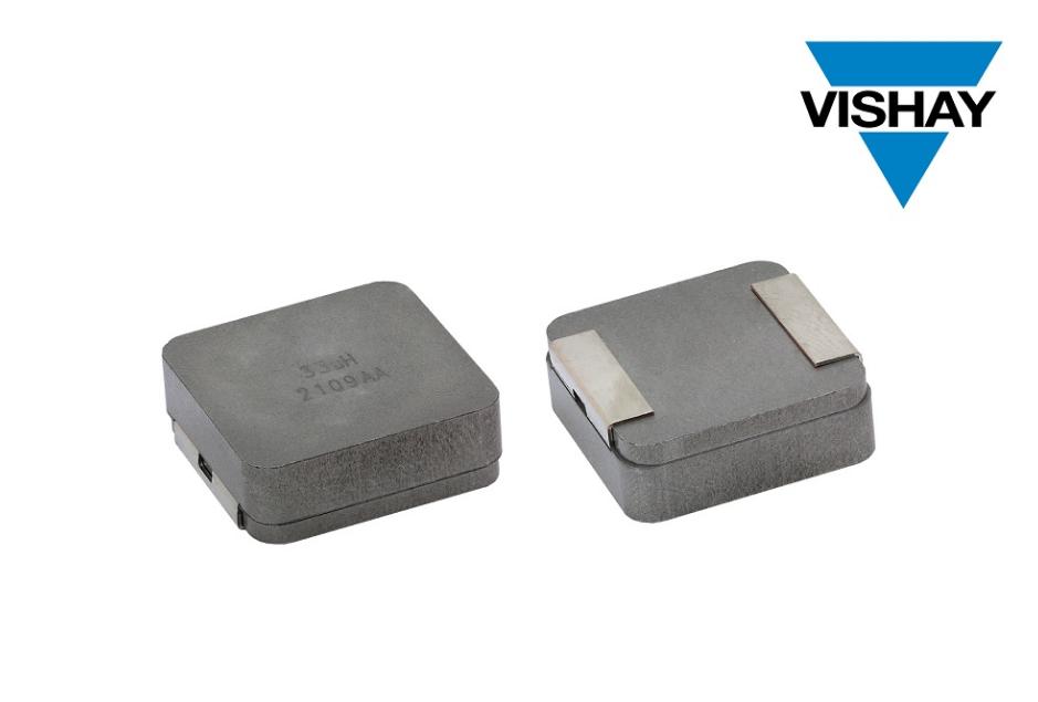 Vishay推出可在+155 °C高温下连续工作的7575尺寸IHLP®商用电感器