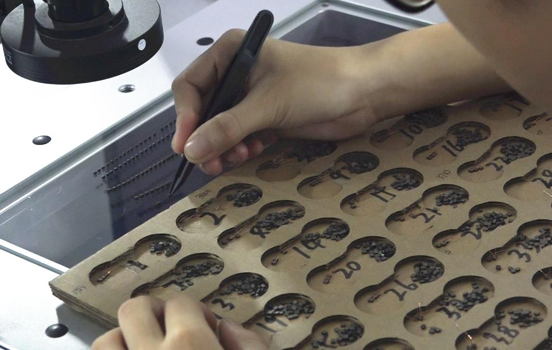 软磁材料控尘标杆    认真坚持务实铸造品质之芯
