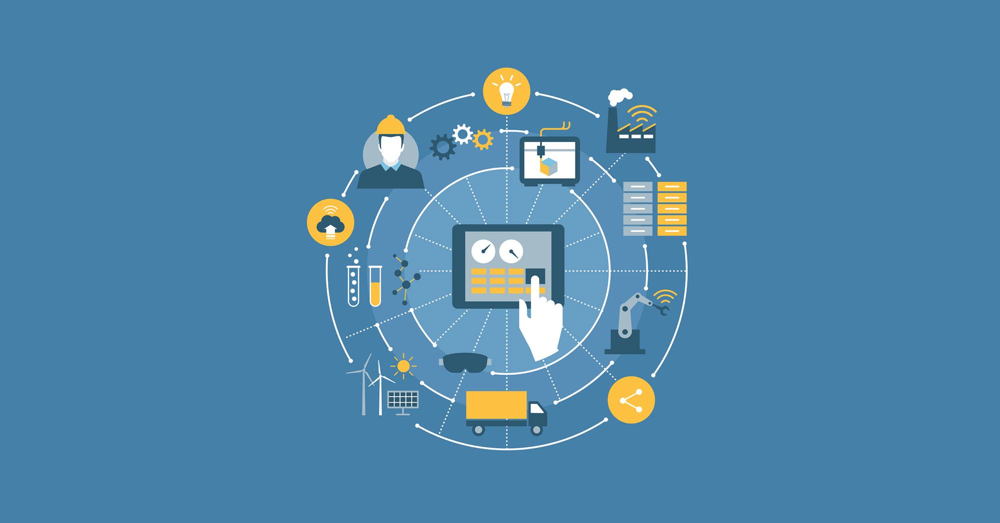 高速物联网时代 ,国产芯片未来可观 , 即将步入领先之列