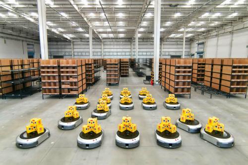 什么是移动机器人,分类方式有哪些?