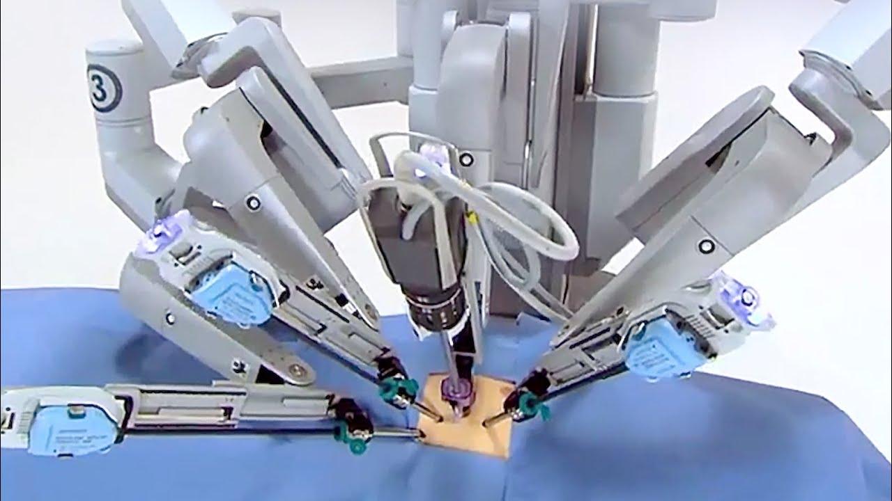 国产医疗机器人正走向临床