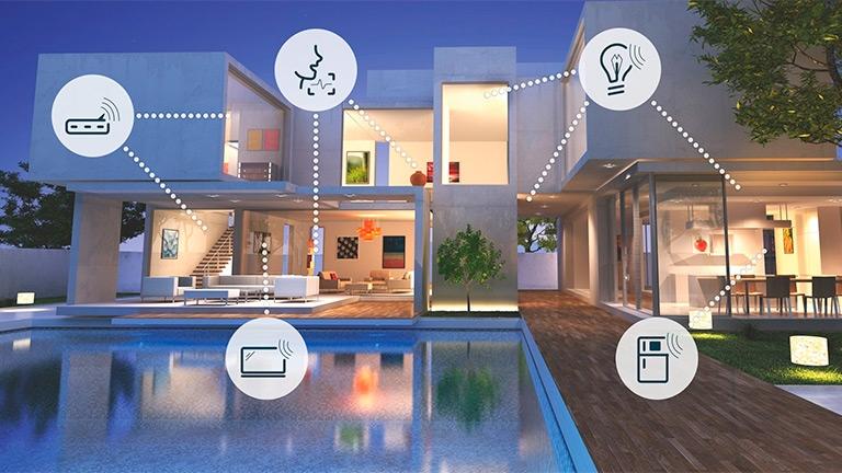 智能家电技术发展,无线 WiFi 芯片模块应用,物联网 WiFi 模组技术