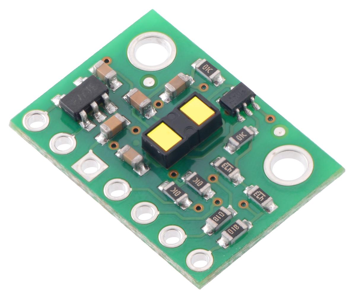 数字化无线采集传感器的研究