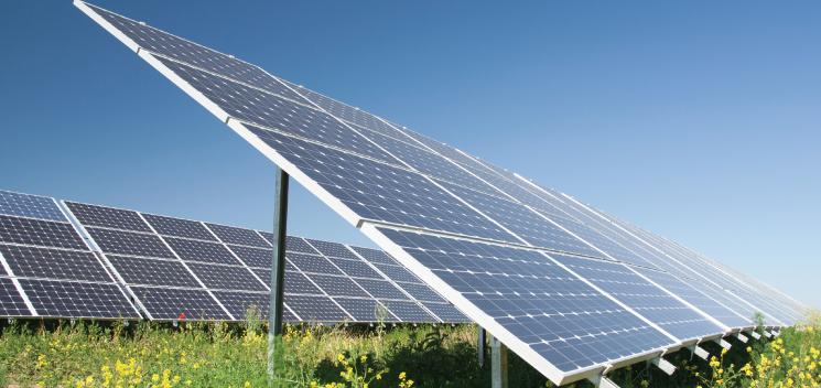 国家电投能源科技工程首个整镇分布式光伏项目开工