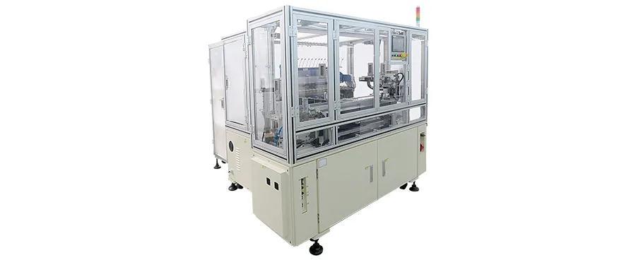 田中精机新能源车载用SMD变压器生产设备已量产