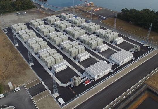 松下改造旗下氢燃料电池工厂,完全可再生能源驱动