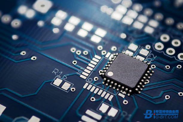 半导体芯片股开盘走低 富满电子跌幅破7%