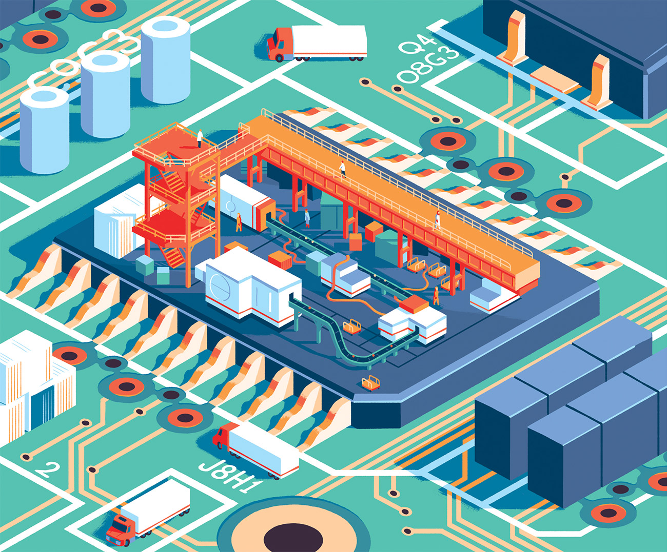 工业中的PLC与嵌入式 也有应用场合之分