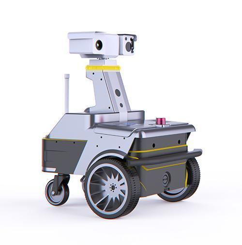 发电厂智能巡检机器人,助力电厂智慧管理