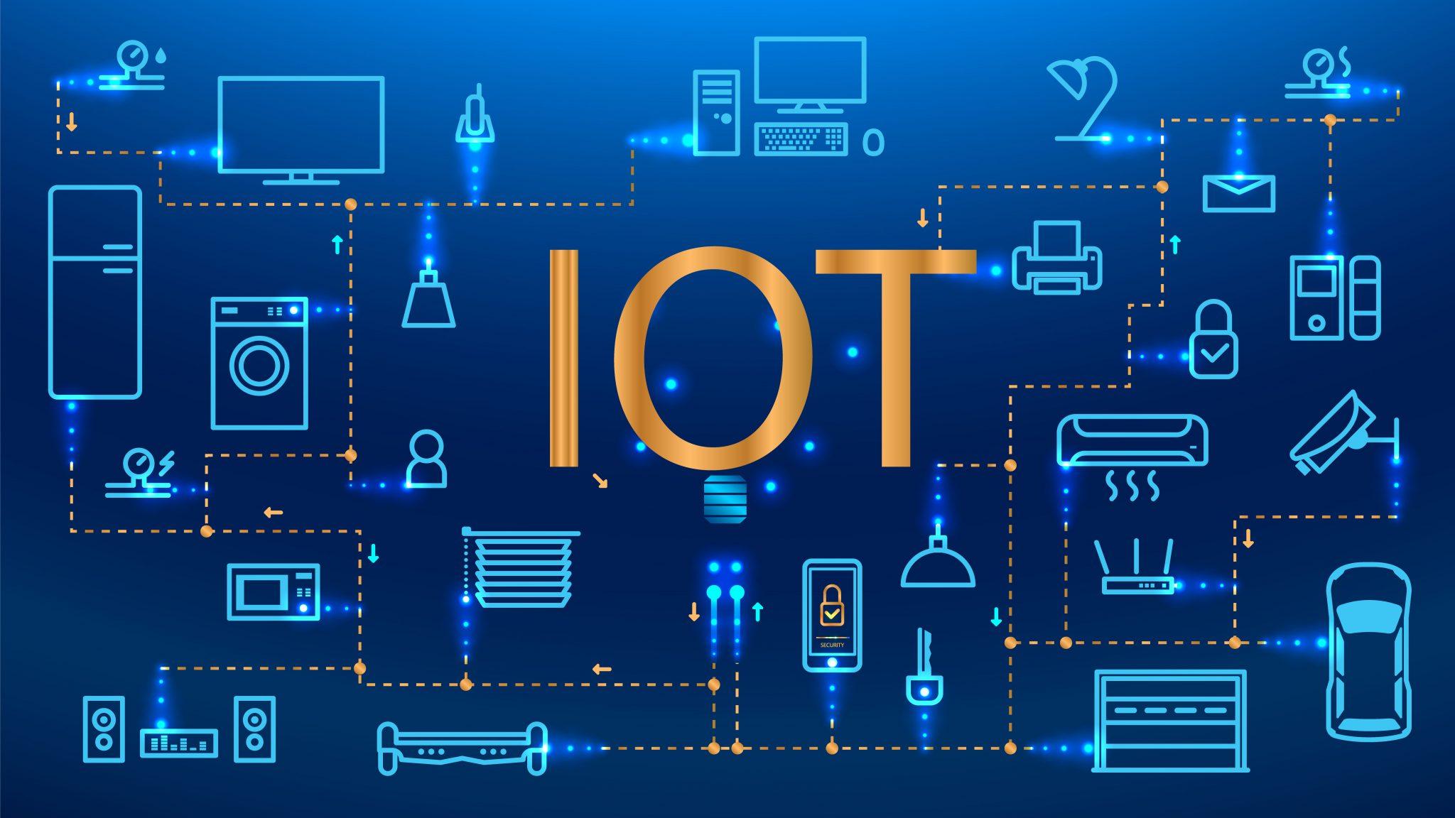 物联网技术在智能矿山建设中的应用