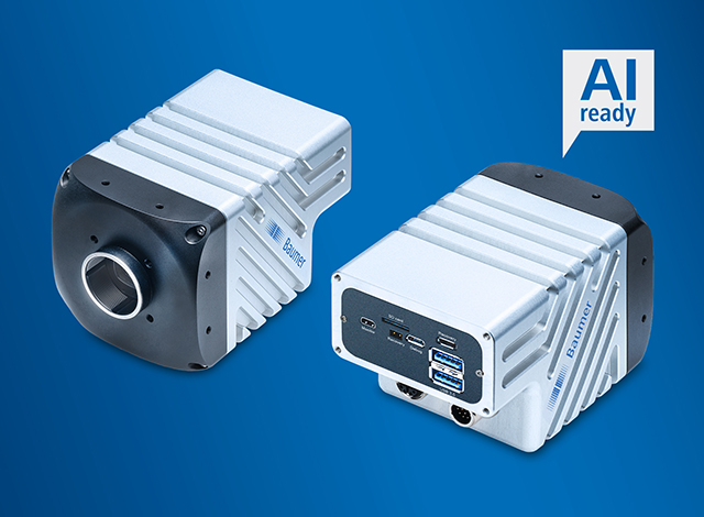 面向AI应用的AX智能相机:集成NVIDIA Jetson模块,功能强大,参数可自由设置