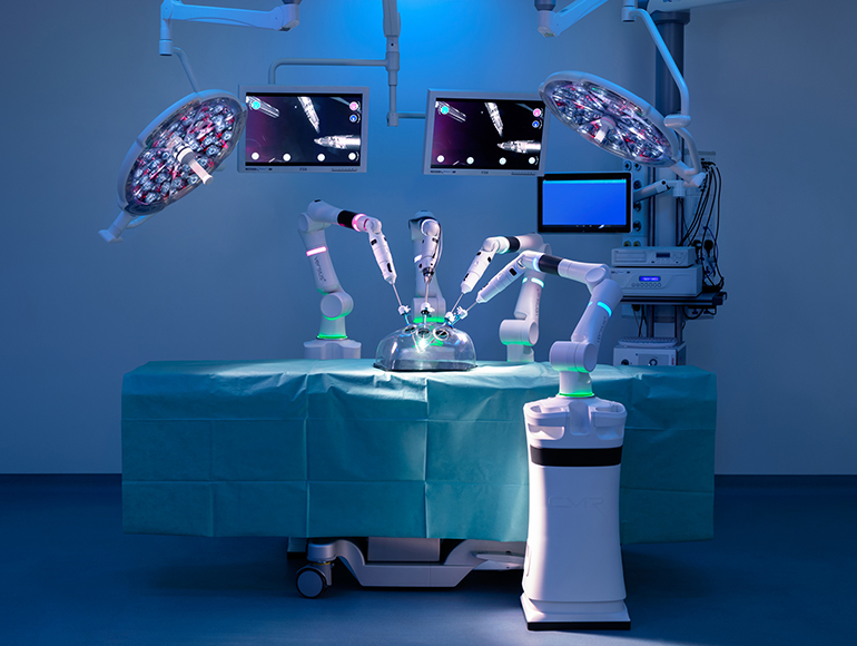 关乎中国人的健康,国产手术机器人崛起,与外资抢夺538亿市场