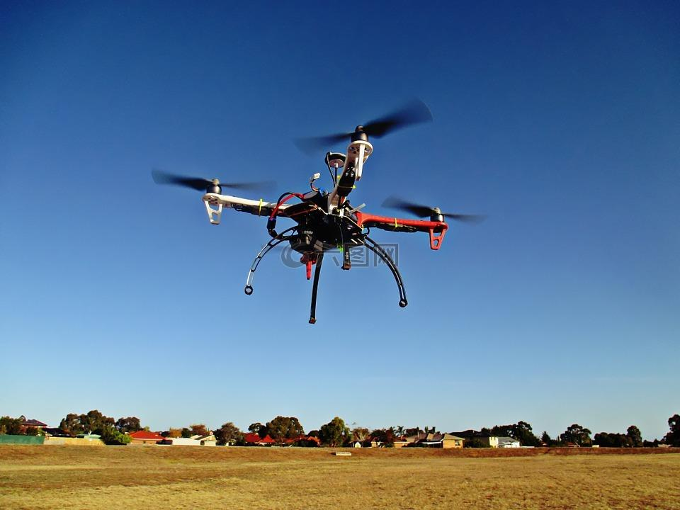"""高通公司发布下一代""""5G和人工智能""""无人机平台,推动智慧工业应用"""
