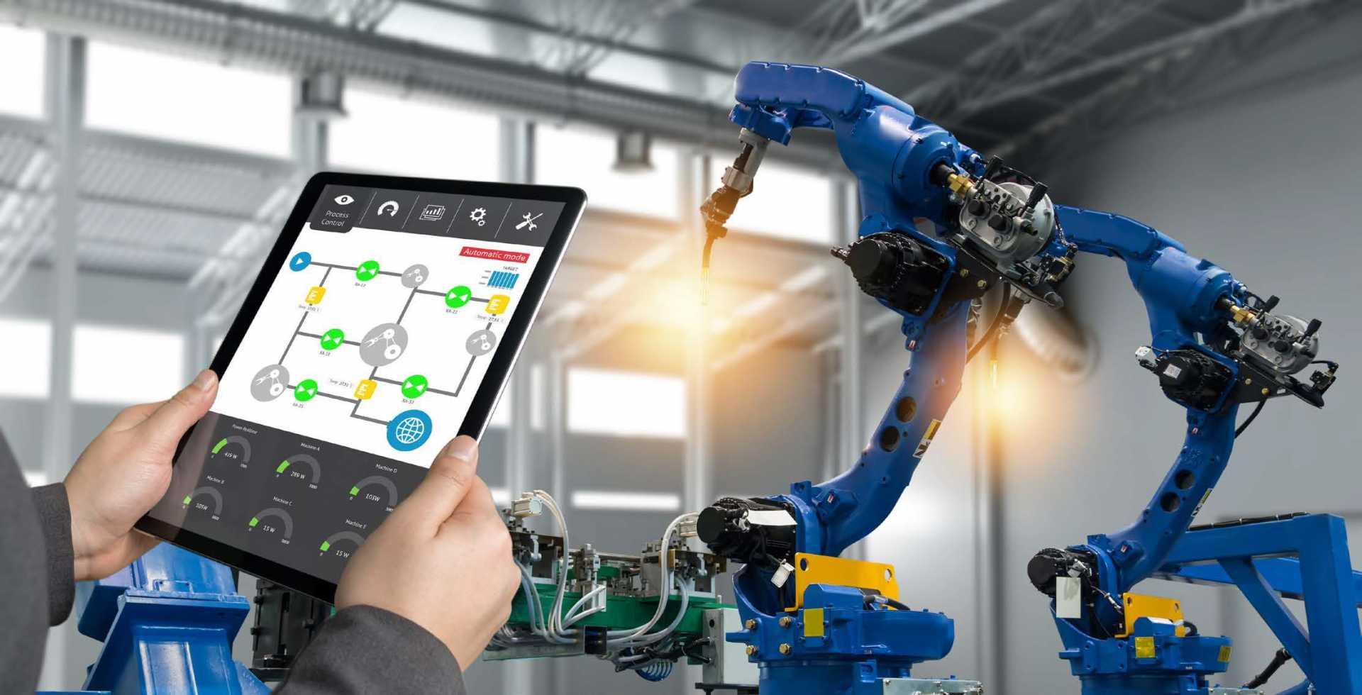 工业机器人在使用过程中是用什么语言编程的?