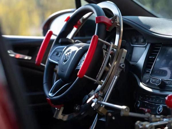 新松自动驾驶机器人进驻国内知名车企试车场