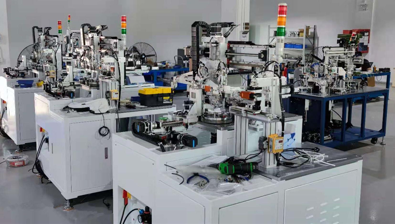 这家磁环电感设备厂凭什么半年产销超2020全年