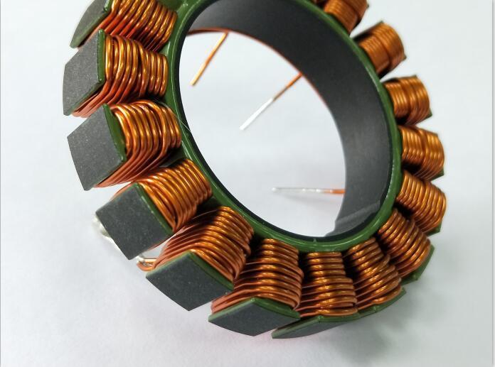 定子线圈从早期到如今制成工艺