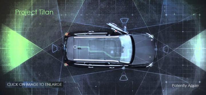 苹果泰坦项目再获专利:车载照明系统与交通通知系统