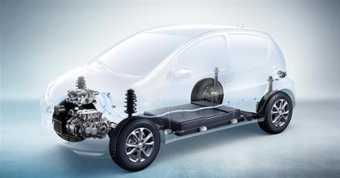 伊顿推出电动汽车专用差速器 性能可比传统内燃机