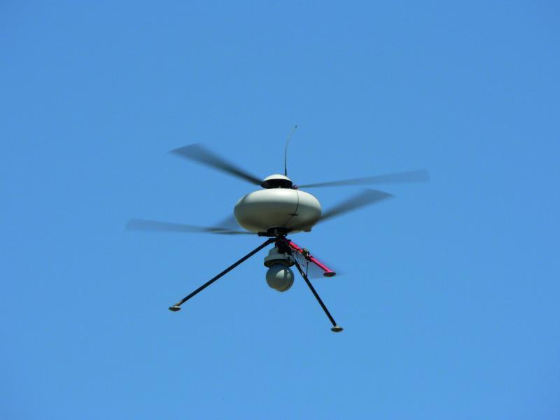2021年中国电力巡航无人机市场发展现状分析