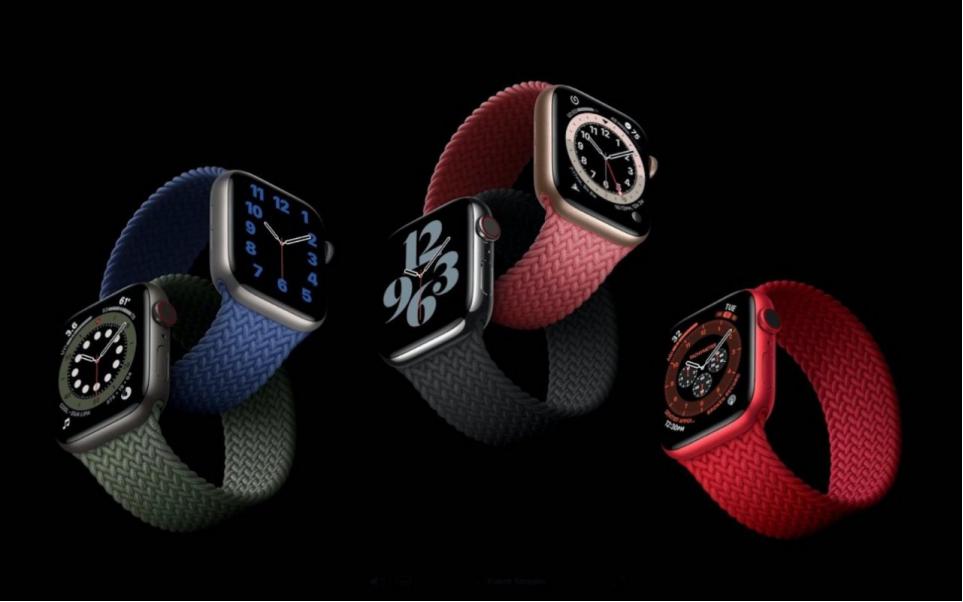 大更新!苹果Apple Watch 将支持体温检测