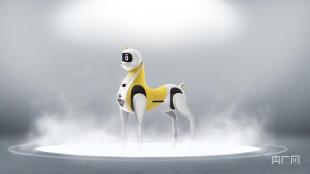 """未来骑""""马""""上班能否成为现实?小鹏汽车发布首款智能机器马"""