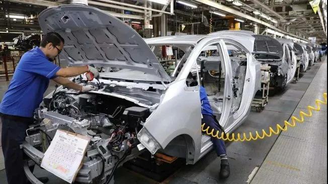 丰田汽车9月汽车产量将比之前的生产计划减少40%