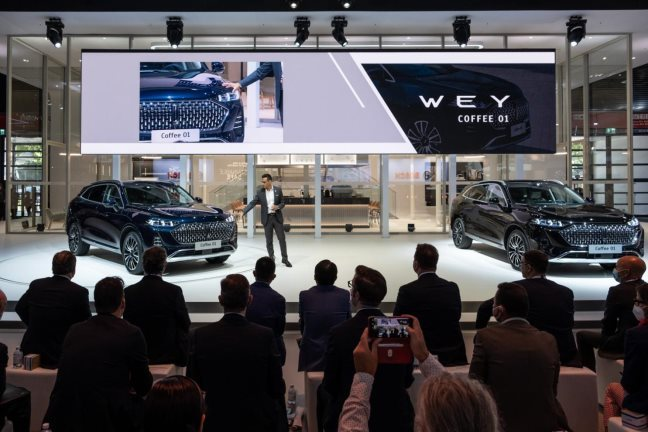 正式公布欧洲战略 长城汽车携魏牌与欧拉登陆2021慕尼黑车展