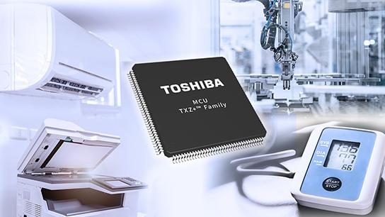 东芝推出基于Arm Cortex-M4的新款M4G组微控制器
