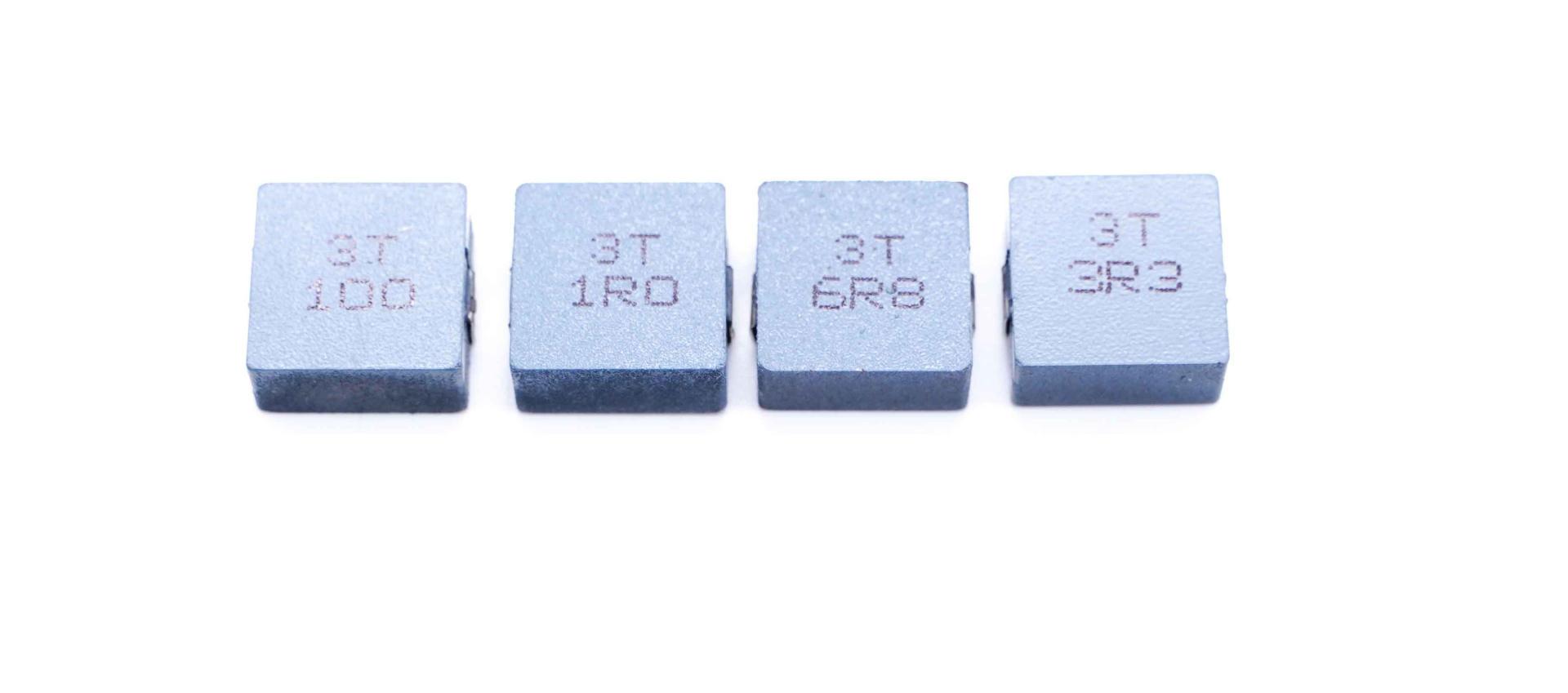 三体微优质电感启用全新3T电感标识