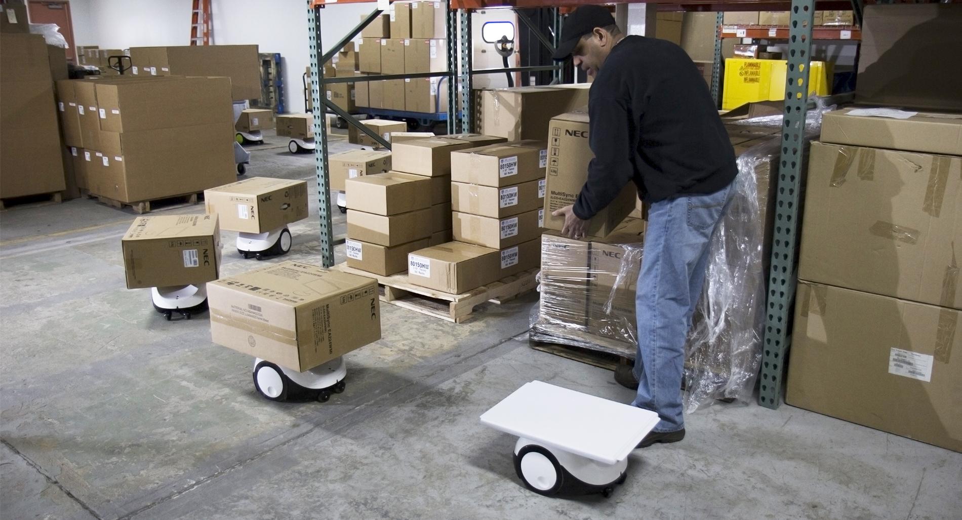 人工智能机器人在物流与仓储中的作用
