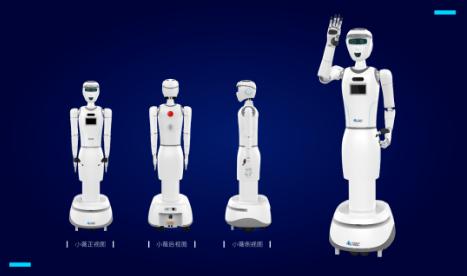 伟大的时代呼唤伟大的自主创新-热烈祝贺伟景人形智能机器人正式发布