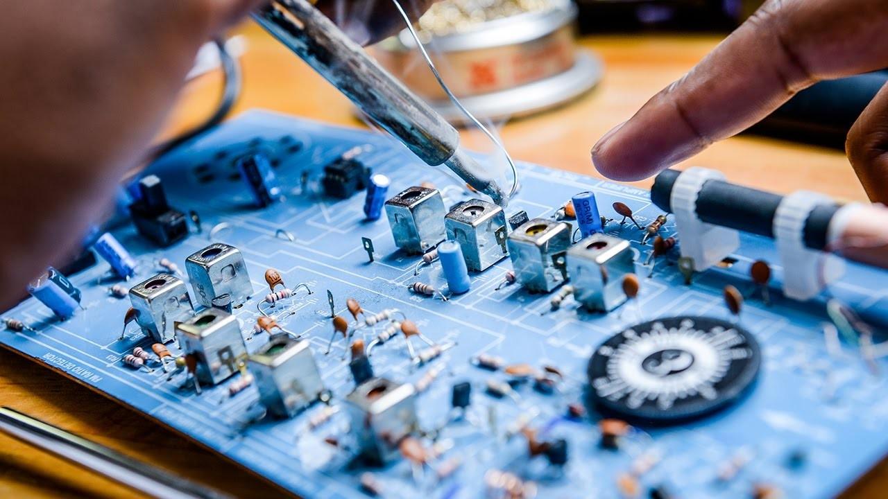 电子元器件的贸易之争 关键问题在哪儿?