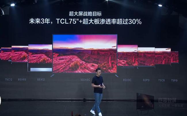 """2022年彩电市场""""大""""有可为:65寸有望成为第一主销尺寸"""