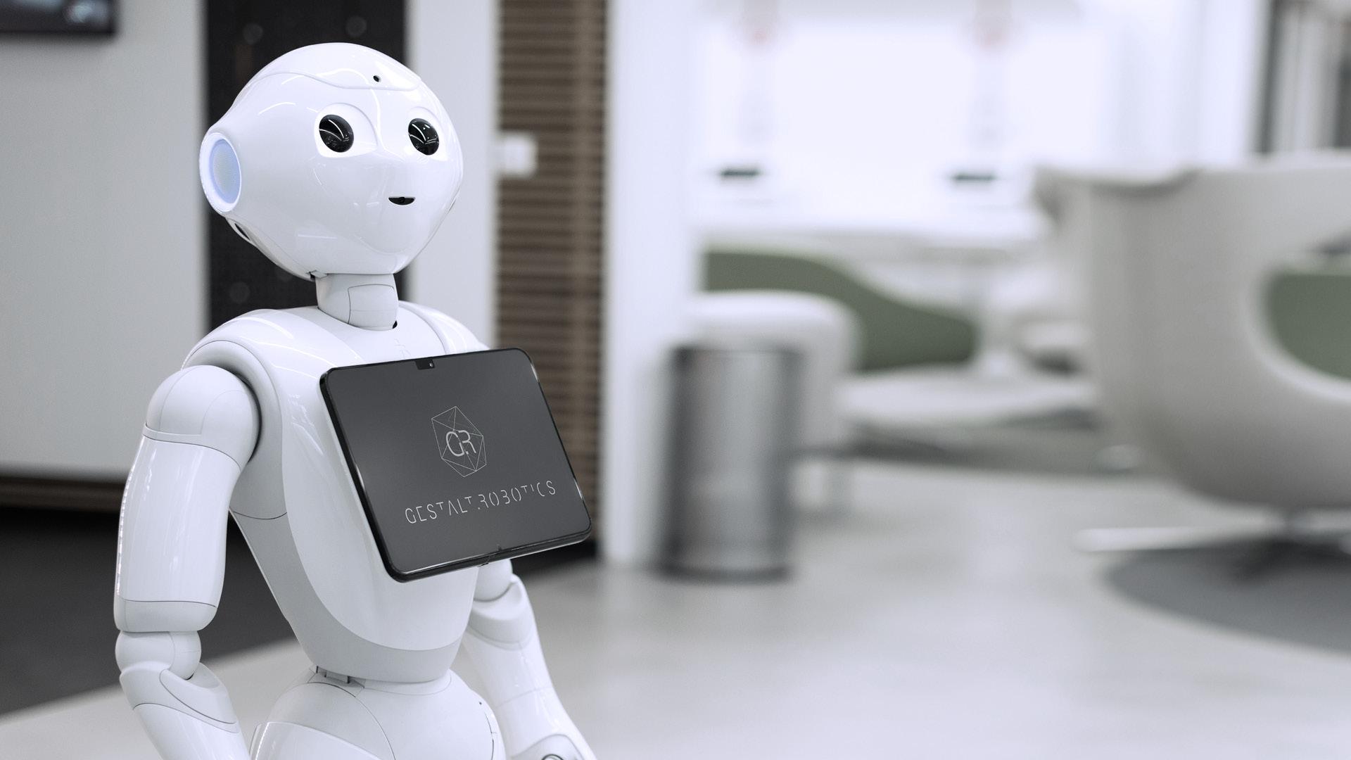 """新时代已经到来,机器人或将成为未来""""刚需"""""""
