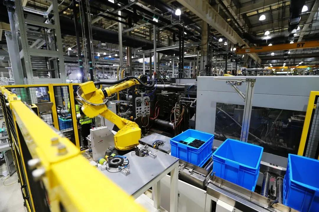 安波福智能仓库建成竣工,生产效能提升20%,成为安波福全球最大连接器生产基地