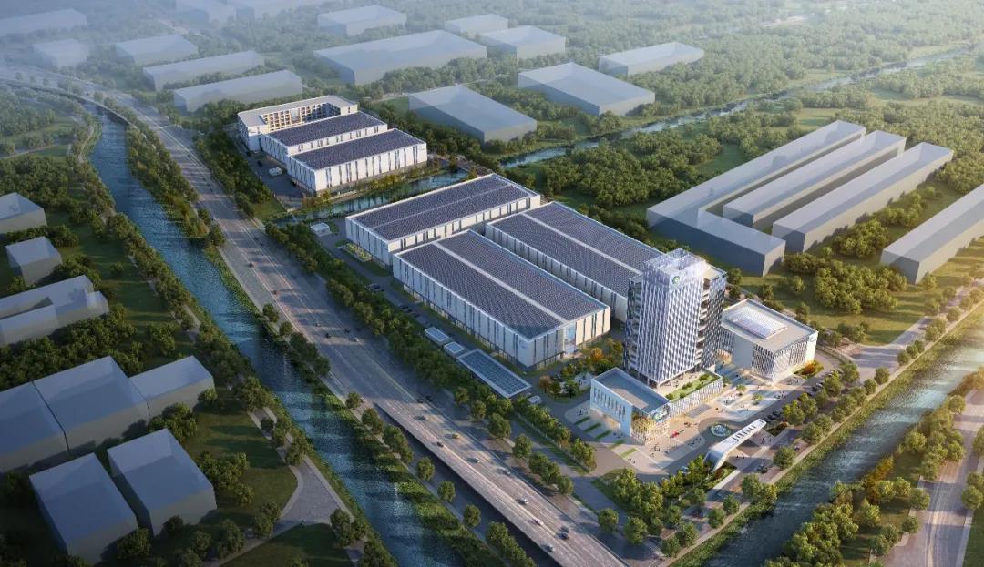 沪光总部项目动工 全力构建智慧化运营模式