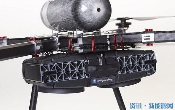 英国国防部正在研究用氢燃料电池为无人机提供动力