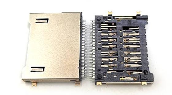 SIM卡座连接器几个重要参数指标